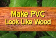 pvc ideas