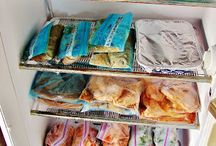 Freezer meals / by Micki Smith