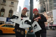 TRUKFIT- NYC Street Team Promo / We hit the streets of NYC this past weekend to promote TRUKFIT, a bold apparel line owned by hip hops very own Lil Wayne. Our team of brand ambassadors handed out over 5,000 items of merchandise, connecting with NYC in an unforgettable way!!