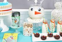 Olaf Birthday Party Ideas / Do you want to build a snowman? Get everybody's favorite snowman, Olaf, in on the Frozen festivities with the Disney Olaf Party theme from Birthday Express! / by Birthday Express