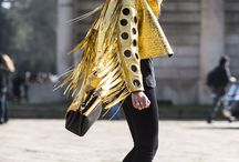 How to Style: Fringes & Tassels / The great fringed and tassled pieces out there be they clothes, shoes, - shake it mama