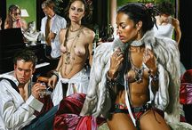 Realistic paintings by Terry Rodgers / Realistic paintings by Terry Rodgers