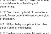 flirting with INTJ/INFJ