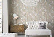 Wall Decor / Papel parede e outras decorações para paredes