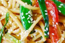 vegetarian recipes / by Jean Kingham