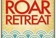 ROAR Retreat / The ROAR Retreat is a social media conference for professional bloggers and entrepreneurial women who have a zest for wanderlust! The ROAR Retreat 2014 will be in beautiful Costa Rica. #ROAR14