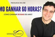 Psicologia Online: Como Ganhar 60 Horas Por Mês, 30 dias do Ano, Sem Mudar Agenda?