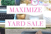 Shopping and Thrifting / shopping home decor, thrift store shopping tips, garage sales, offer up, craigs list, yard sales, tips budget sheets, check lists