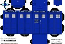 Dr Who / I love Dr Who