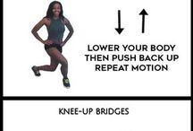 Workout & Meditation✨