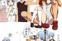 kuroko no basket genderbend