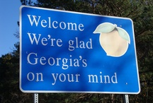 Georgia~  Augusta MASTERS~  fun places to travel~ / by Marisol Rodriguez