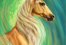 Unicorn and Fantasy