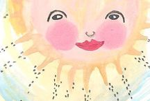 You are my sunshine / by Courtney Miller