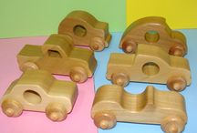 Toy maker / Wood toys / by Ferdy Roth
