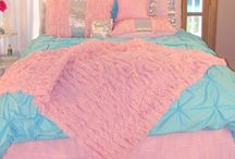 Colleen's Room / Peachy-pink / by Christine Murphy
