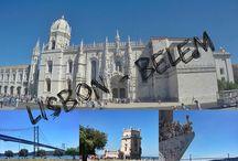 Lisbon, Portugal / Short trip to the Lisbon
