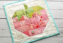Machine Pieced quilts / by Red Brolly Quilt designers