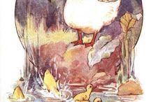 ugly duckling / lelijke eendje
