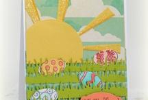 Cards Easter / by Debbie Caben-Davila