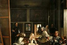 Preforming Painting group No.1 / We are group one! our picture is ''LAS MENINAS''  we can pin ideas we find on Pinterest to this board! :D So share some ideas and pins here :)