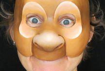 maschere Sindbad