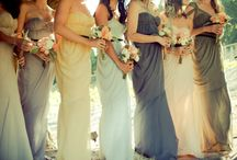 Bridesmaids / by Karre Thompson
