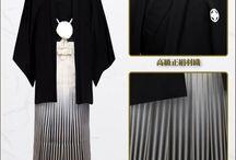 衣裳 - 紋付袴