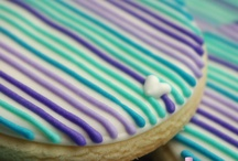 Galletas pintadas / Galletas con glasé