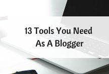 Tips for Blogging