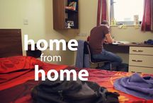 Home From Home | Student Accommodation / Student Accommodation at Northumbria University - your home from home! | #NUHalls