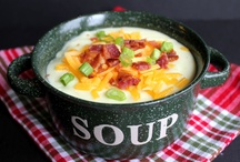 Soups, Chowders, Stews and Chili / by Janet Young Lei