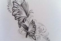 Tattoos / by Wendi Evanger Alexander