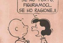 Snoopy, Linus, Lucy...e tutti gli amici