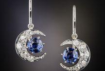 Sapphire Gemstones / by Anniversary