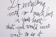 Go with your whole ♥