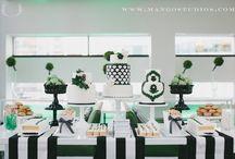 Black&White wedding / FloraRosa Design's favorites