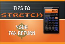 Taxes / Tips to Stretch Your Tax Return!