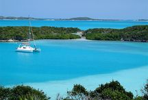 Places I'd Like to Go / Tropical island