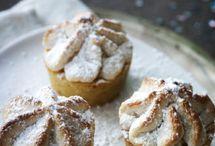 Mini kransekage muffins