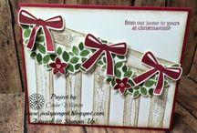 Cards: Christmas