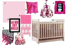 Nursery Mood Boards and Inspiration / by Inspired Nursery