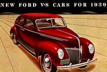 Ford / Ford Motor Company / by Bill Wendland