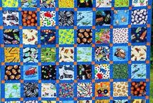 Quilts - I spy