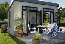Små hus / Inredning