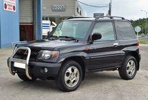 Mitsubishi Montero io 1.8i 3p  Edicion Limitada Pinifarina, 60000km....5990 Euros