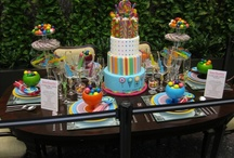 Cakes, Candies & Parties