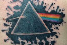 Pink Floyd Tattoo / Tattoo