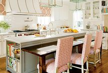 Kitchens! / by Cottage Home, Inc & Distinctive Cottage Blog