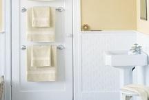 Bathroom ideas  / by Jamie Barnes